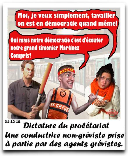 Parodie syndicat