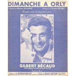 En vedette : Gilbert Bécaud
