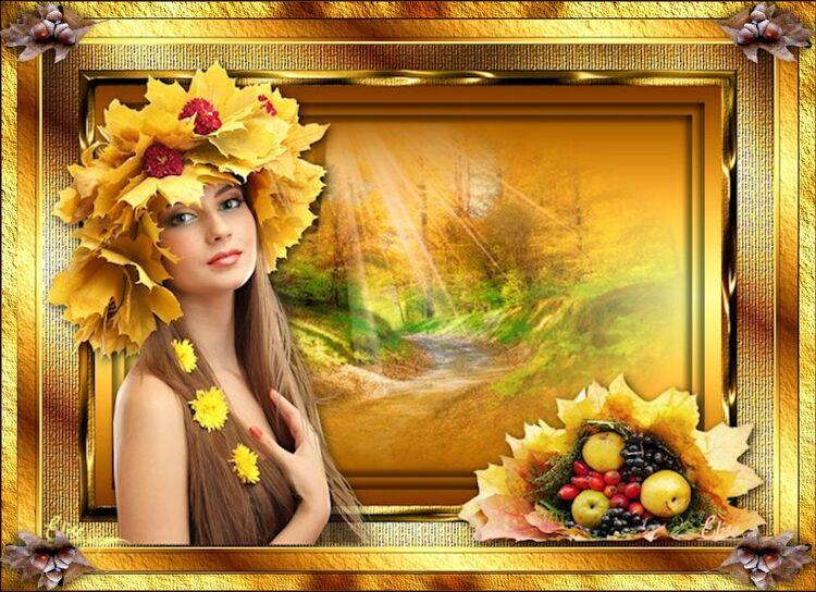 Plaisirs d'automne   de Sylvie