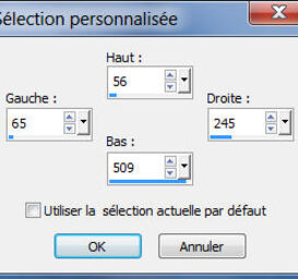 Selection perso cadre 2 1