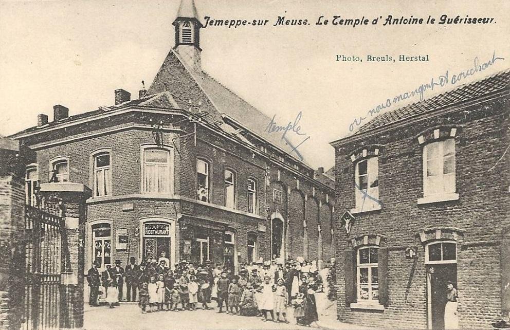 JEMEPPE SUR MEUSE (Belgique) - chambres à louer