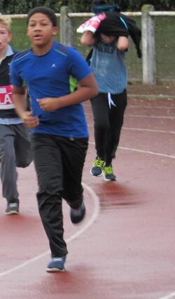 Partis pour la course