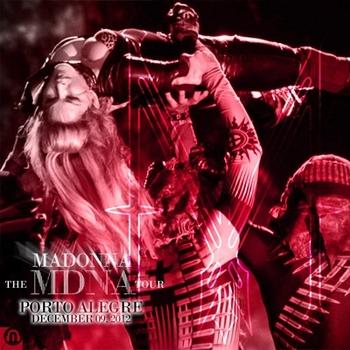 The MDNA Tour - Audio Live in Porto Alegre
