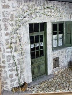 la maison des rochers
