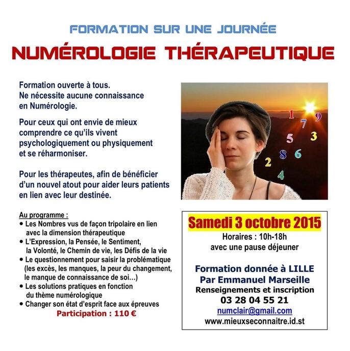 Numérologie thérapeutique