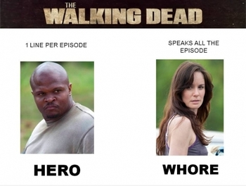 The Walking Dead memes 32