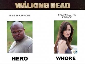 The Walking Dead memes 32