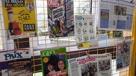 Semaine de la presse à l'école