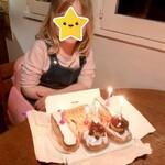 Agathe a eu 5 ans !