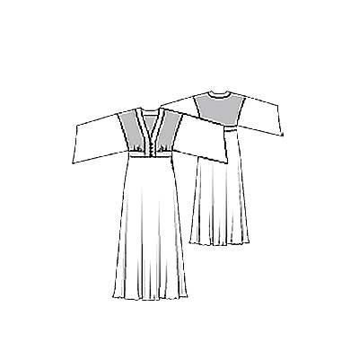 COUTURE : Patron d'une robe