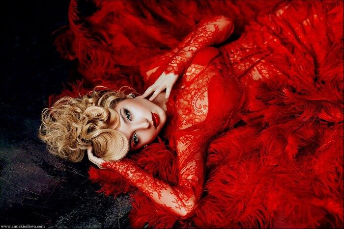 Beauté par Anna Konofalova