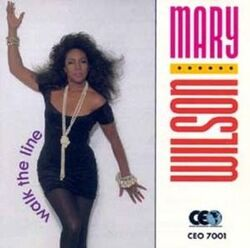 Mary Wilson - Walk The Line - Complete CD