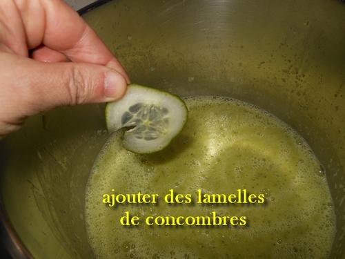 un potage facile et délicieux