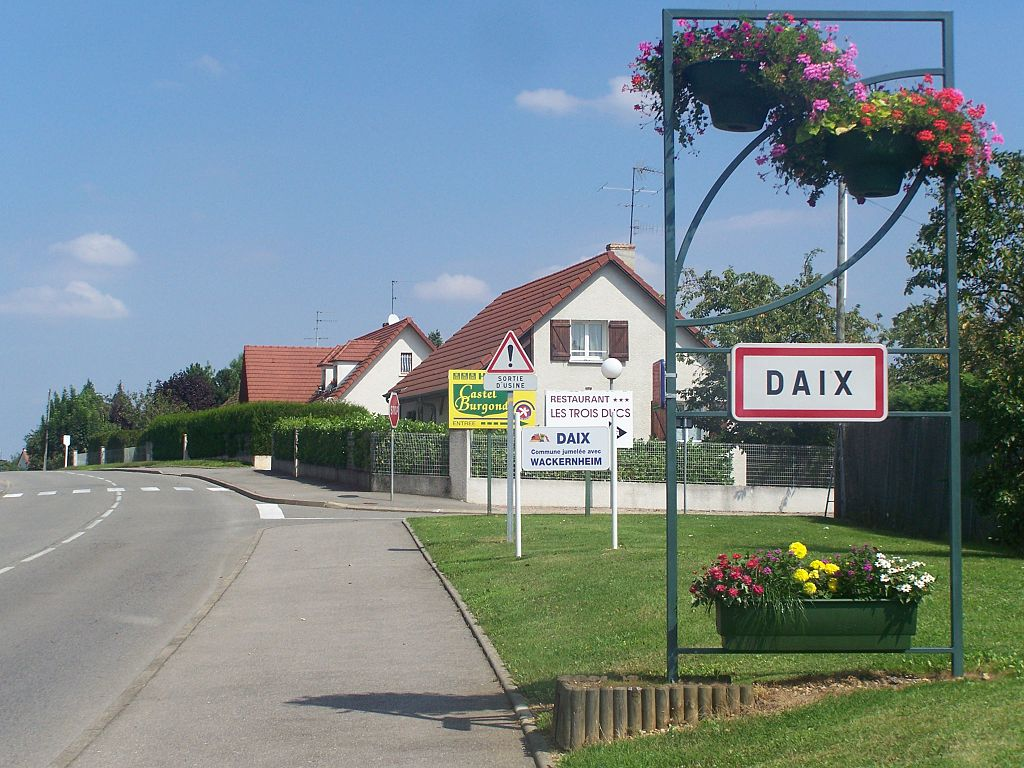 Daix (Côte-d'Or)