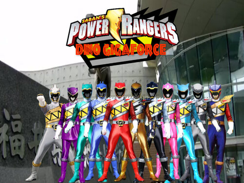 Synopsis power ranger dino charge