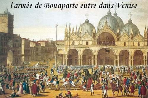 Patrimoine mondial de l'Unesco : VENISE - 2eme partie (histoire)