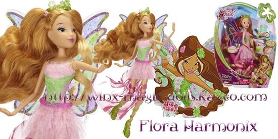 Flora Harmonix par Jakks