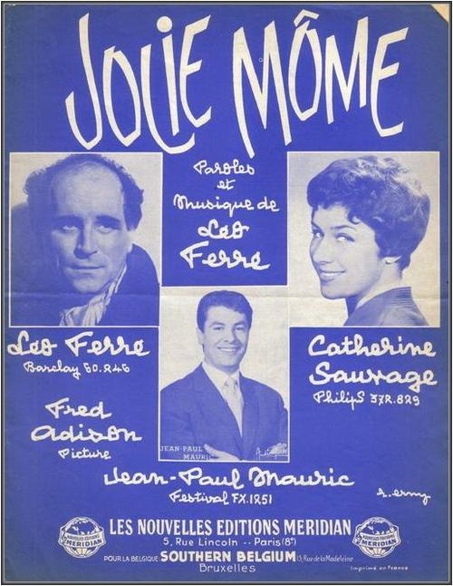 Léo Ferré - Jolie môme (1960)
