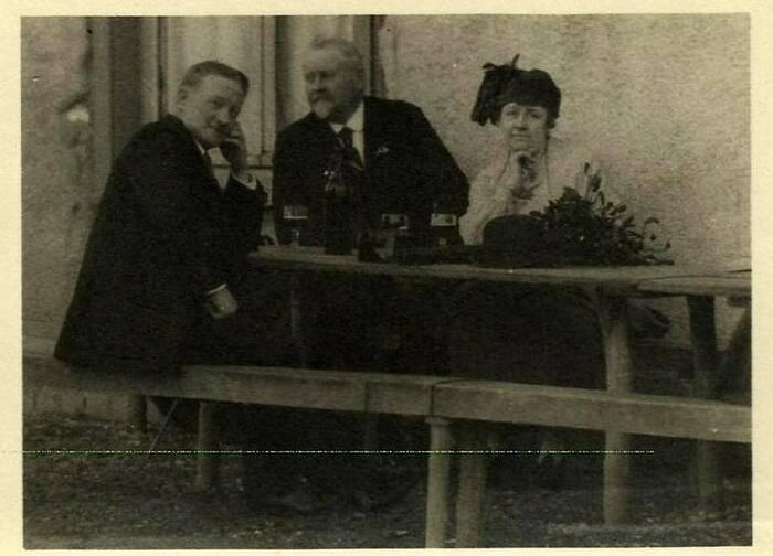 Biermes, et ses cartes postales