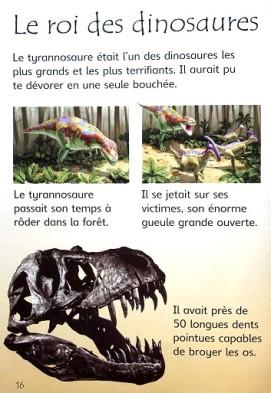 Les dinosaures 4