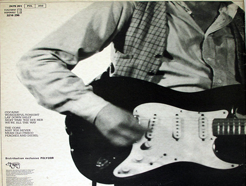 Blackie - Fender Stratocaster.