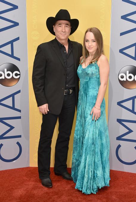 Lisa Hartman et son mari,Clint Black.