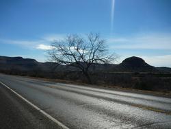 Marathon - Sanderson : 89 km
