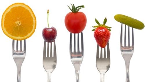 5 fruits et légumes.... vrai et faux !