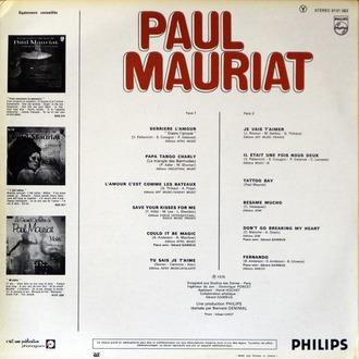 Paul Mauriat 2ème volet