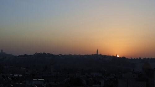 Jérusalem, paradoxe vivant  03/10/15