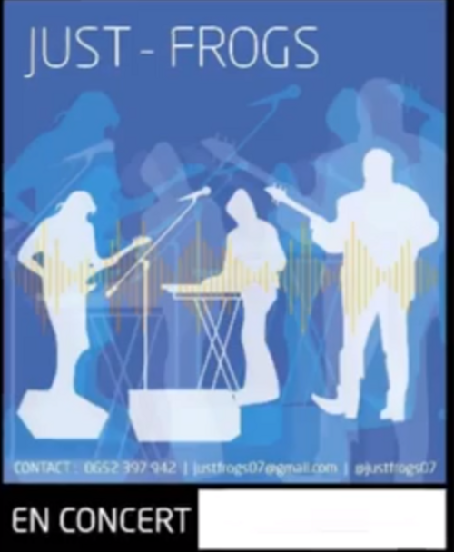 "Groupe ""Just Frogs"""