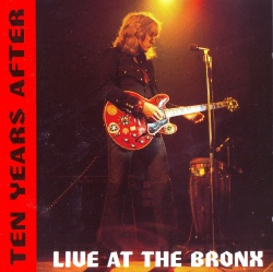 TEN YEARS AFTER - Live At The Bronx