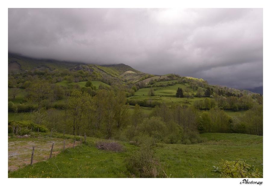 Mandailles - Cantal - Auvergne - 7/8 Mai 2015