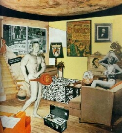 Just What Is It that Makes Today's Homes So Different, So Appealing – Richard Hamilton1956