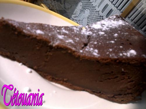 Pudding chocolat