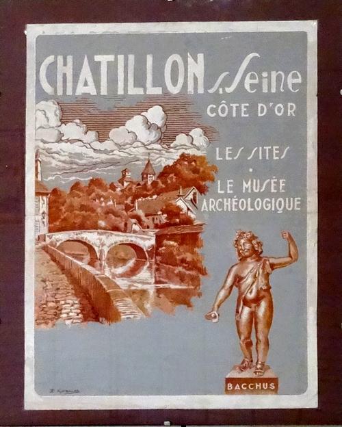 """""""Pierre Garnier, de Montmartre à Châtillon...""""une très belle exposition réalisée par les Amis du Châtillonnais"""
