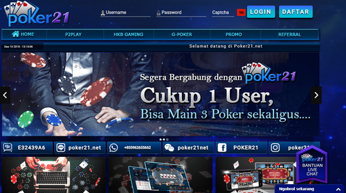 Review Situs Judi Terpercaya Poker Boya