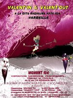 MOMENT 104 AU CORBUSIER MARSEILLE