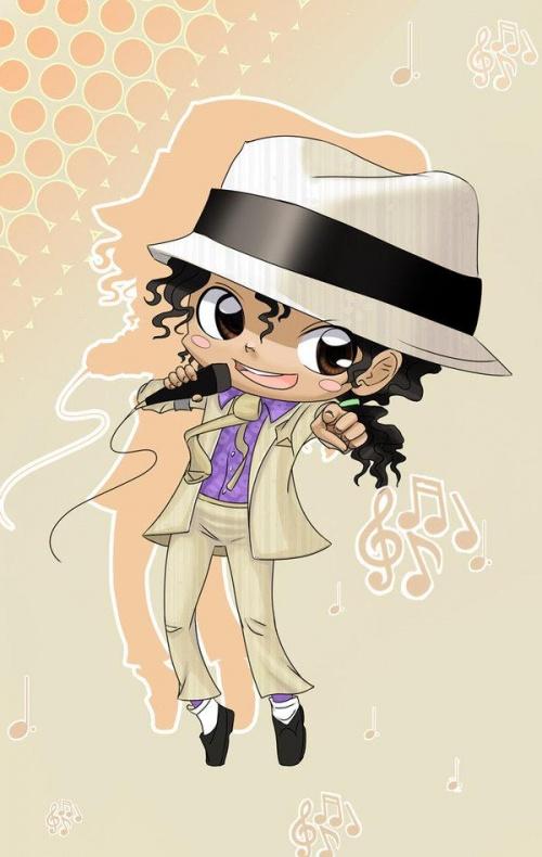 Hommage à Michael Jackson!! R.I.P