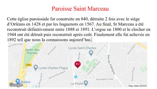 St Marceau