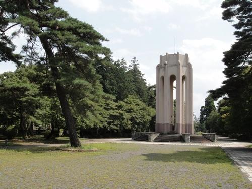 La ville du cimetière