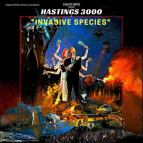 Hastings 3000 - Invasive Species (2017) [Alternative Rock, Indie Rock]
