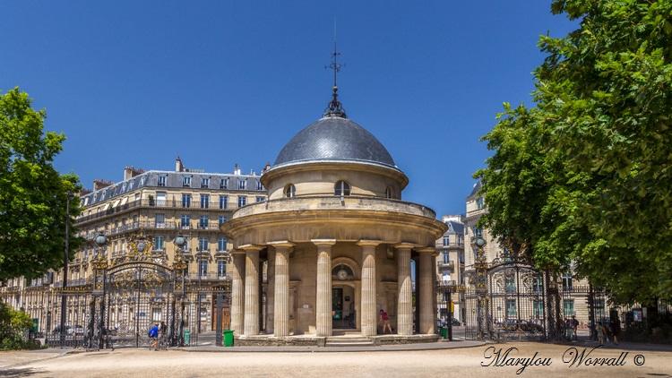 Paris : Parc Monceau