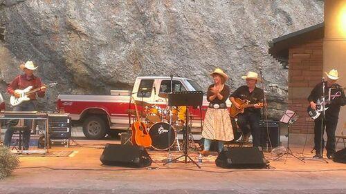 Kim Lankford ,cowgirl dans le Colorado.