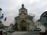 Abbatiale saint-Saulve de Montreuil-sur-Mer