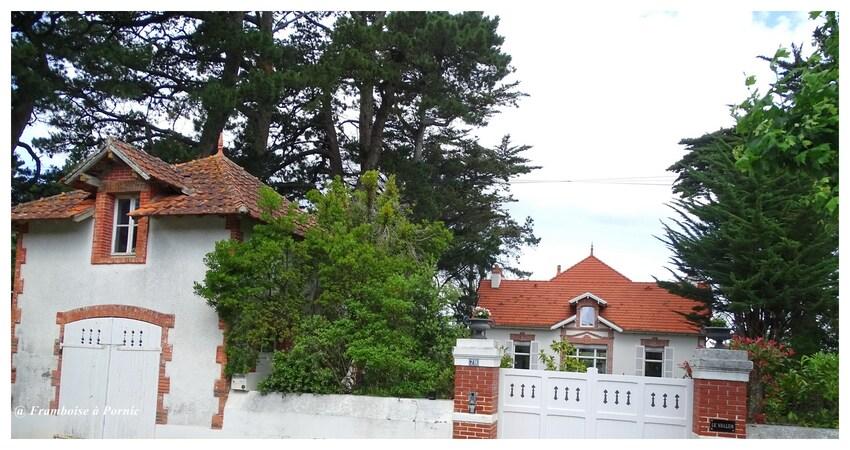 Pornic - Villa Le Vallon - Gourmalon