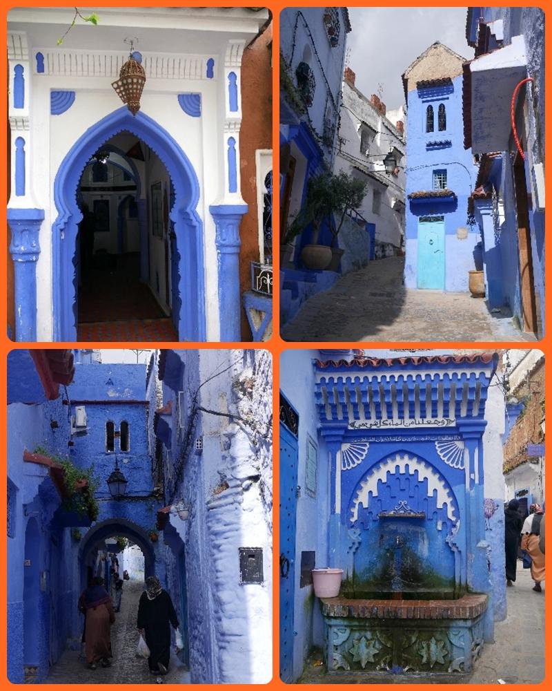 Derniers jours au Maroc  (année 2018)