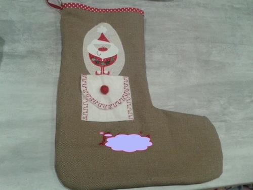 bottes de Noël de ...