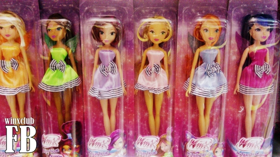 Winx Lovely Fairy