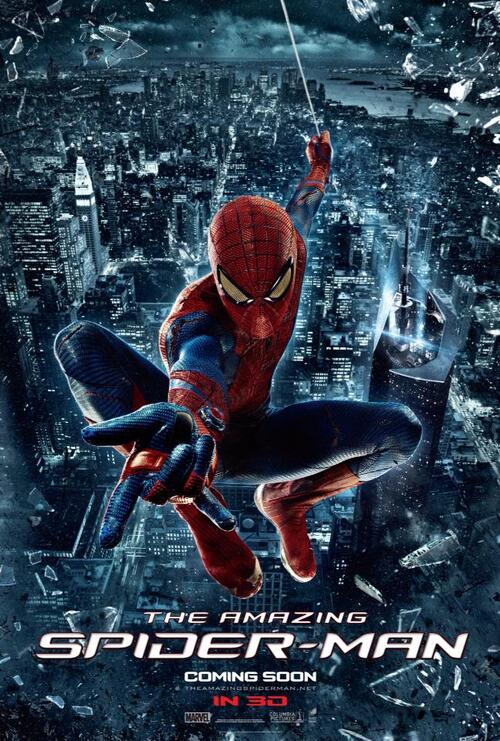 """Bonsoir, a l'honneur : """" Amazing spider-man """""""